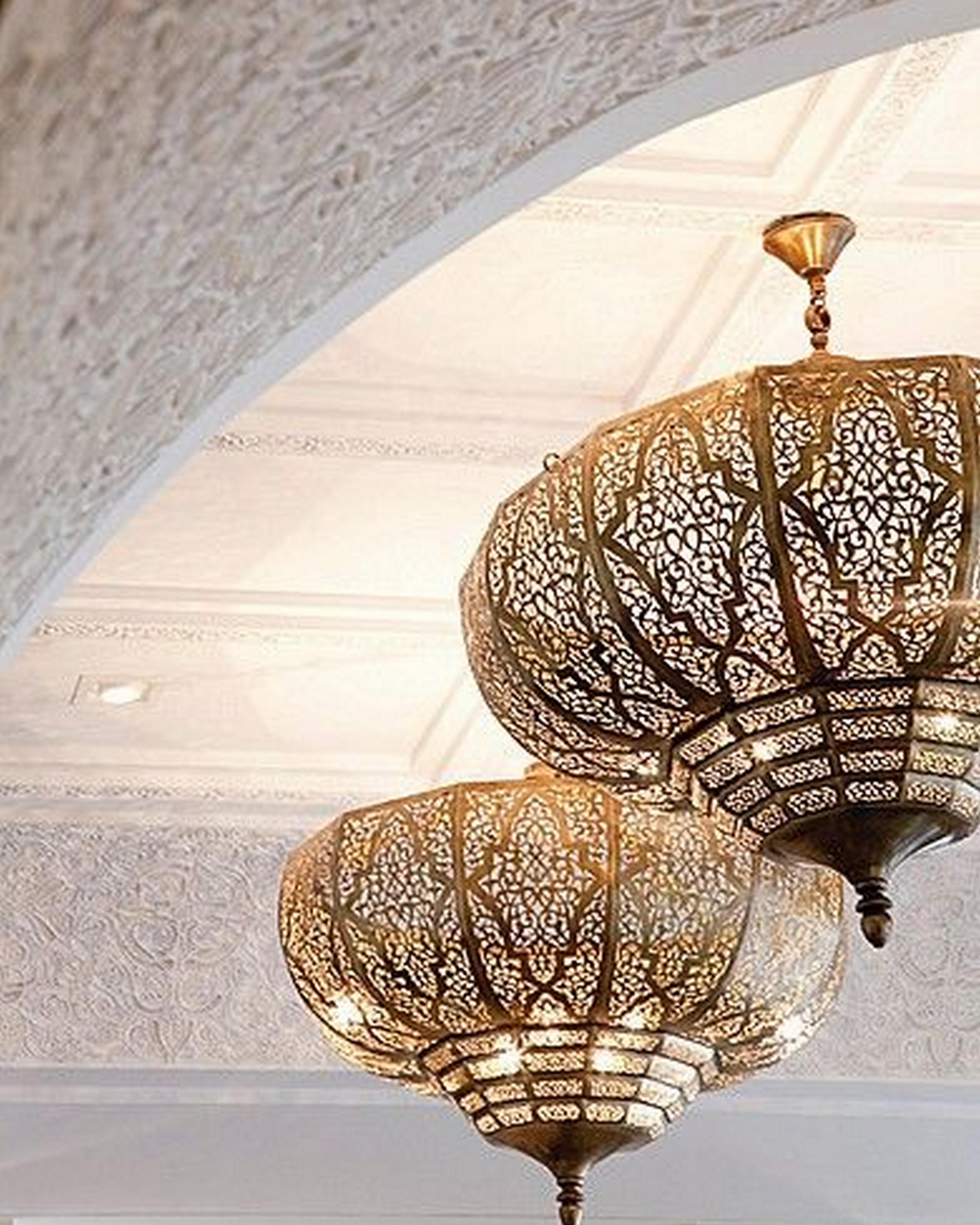lampadari lampade lanterne marocchine